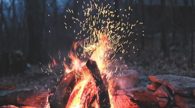 Lo que me enseñó el fuego